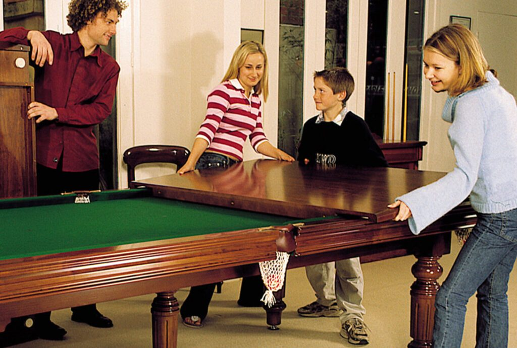 Dual Purpose Table